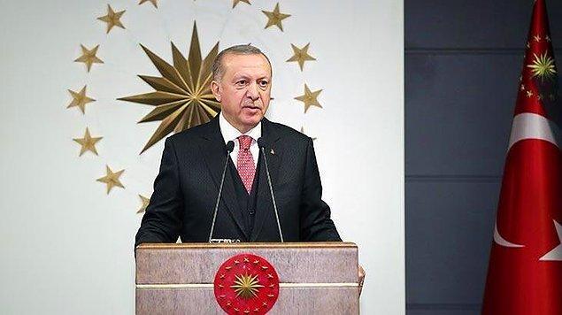 Cumhurbaşkanı Erdoğan koronavirüs salgını sonrasında bugün yaptığı kabine toplantısı sonrasında ulusa seslendi.