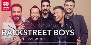 The Backstreet Boys Grubu 'iHeart Living Room Concert' İçin Evlerinden 'I Want It That Way' Şarkısını Söyledi