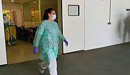 Sağlık Çalışanları, Zorlu Süreç Boyunca Var Güçleriyle Çalışan Temizlik İşçilerini Alkışladı
