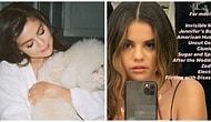 Selena Gomez Karantina Döneminde Yapabileceğiniz Bütün Aktiviteler İçin Kendi Listelerini Paylaştı!
