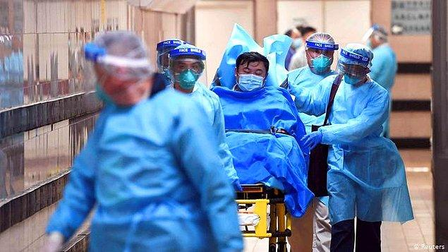 Çin'den virüsle ilgili ilk kapsamlı araştırma: Ölüm oranı yüzde 1,38