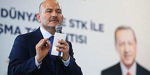 Süleyman Soylu'dan Genelge: 'Belediyeler, Valilikten İzin Almadan Yardım Toplayamaz'