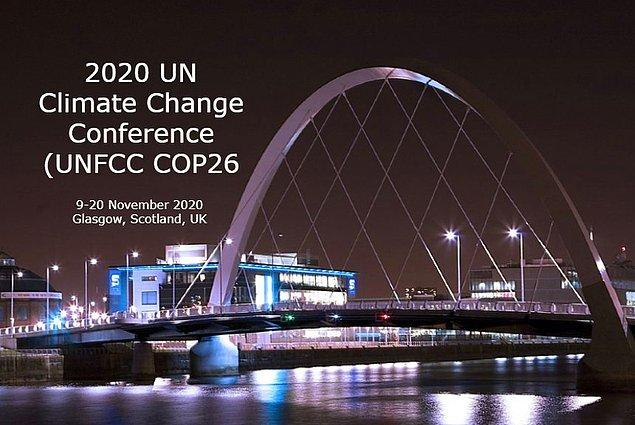 BM İklim Konferansı ertelendi