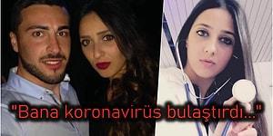 Resmen Kanımız Dondu: Kendisine Koronavirüs Bulaştırdığı İçin Doktor Sevgilisini Boğarak Öldürdüğünü Söyleyen İtalyan Hemşire