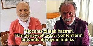 Kendisini Mesleğine Adayan ve Koronavirüs Sebebiyle Kaybettiğimiz Prof. Dr. Cemil Taşçıoğlu'na Saygı Duymak İçin Çok Sebebimiz Var