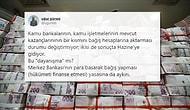 Merkez Bankası'nın 100 Milyon TL'lik Bağışı Sosyal Medyada Tartışma Yarattı