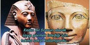 Kraliyeti Korumak Adına Tüm İpleri Eline Alarak Firavun Olmayı Başaran Tutkulu Mısır Kraliçesi: Hatshepsut