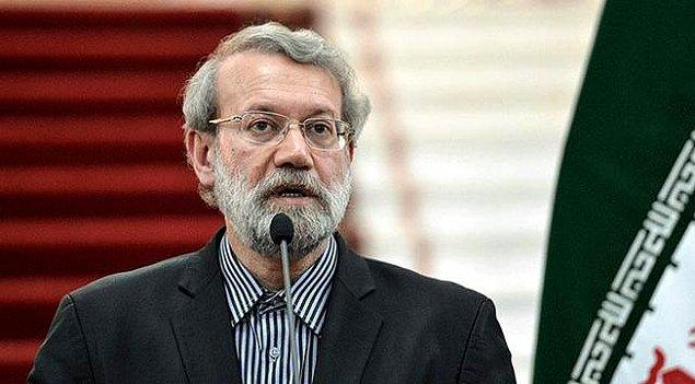 İran Meclis Başkanı Laricani'de koronavirüs tespit edildi