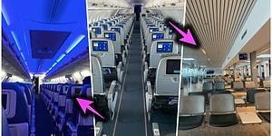 Durdurulan Uçuşların Ardından Havaalanlarının ve Uçakların Bugün Geldiği Hali Gözler Önüne Seren Paylaşımlar