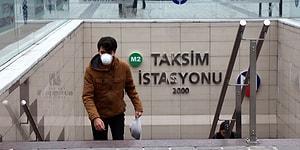 İBB: Maskesiz Yolcular Toplu Ulaşım Araçlarına Alınmayacak