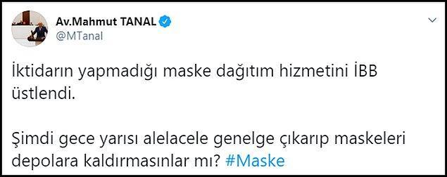 📌 Belediyelerin ücretsiz maske kararına sosyal medyadan tepkiler