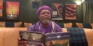 Samuel L. Jackson'dan Oldukça Sert Evde Kal Mesajı: 'Stay The F*ck Home'