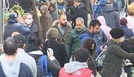 Uyarı ve Yasaklar İşe Yaramıyor mu? İstanbul Semt Pazarları Hem Kalabalık Hem de Maske Kulanımı Az