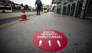 Korona Günlerinde Türkiye: Kavga Eden 15 Kişiye 'Sosyal Mesafeyi İhlal'den Para Cezası