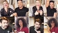 8 Yıl Sonra Yeniden Bir Aradalar: 4 Yüz Grubu 'Kız Kıza' Şarkısına Evlerinden Klip Çekti