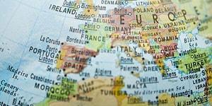Bu Avrupa Haritası Testini Sadece Eşit Ağırlık ve Sözel Öğrencileri Fulleyecek!