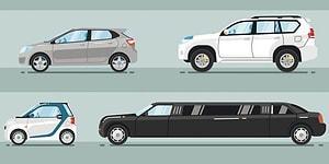 Araba İlanlarında Sıkça Gördüğümüz Otomobil Segmentleri Ne Anlama Geliyor?
