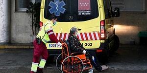 Koronavirüs Canlı Blog | İspanya'da Hayatını Kaybedenlerin Sayısı 15 Bin 55'e yükseldi