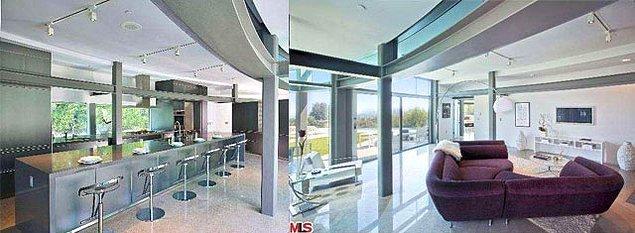 Bu yılın başlarında çift oturdukları evi Khloe Kardashian'a 7.2 milyon dolara satmışlardı.