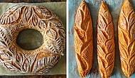 Hamuru Adeta Sanata Dönüştüren Fırıncıdan 'Alt Tarafı Ekmek' Deyip Geçemeyeceğiniz Çalışmalar