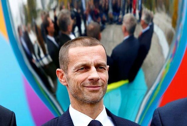 """4. UEFA Başkanı Ceferin: """"Sezonu eylül ya da ekim ayına sarkıtamayız. Eğer sağlık otoriteleri oynamamıza izin vermezse, oynamayız."""""""