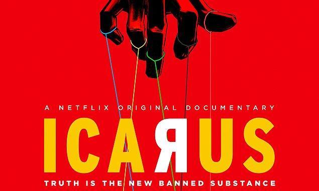 6. Icarus (2017)