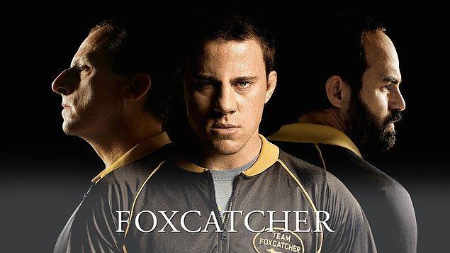 12. Team Foxcatcher (2016)