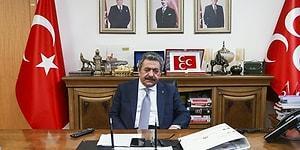 Koronavirüs Meclis'te: MHP İstanbul Milletvekili Feti Yıldız Hastaneye Yatırıldı