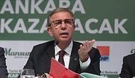 Mansur Yavaş: 'Ankara'da 17 Bin 492 Kişiye Nakit Desteğine Başlandı'