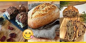 Ekmeğini Evde Yap! İşte Koronavirüs Riski Olmadan Yapıp Keyifle Yiyebileceğiniz 12 Çeşit Ekmek Tarifi