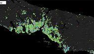 Sağlık Bakanlığı Tarafından Açıklanan Koronavirüs Türkiye Haritası İl Bazlı Vakaları Gösteriyor