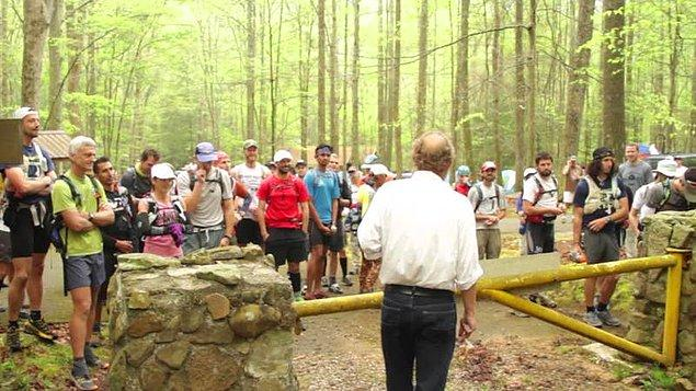 8. 'The Barkley Marathons: The Race That Eats Its Young'