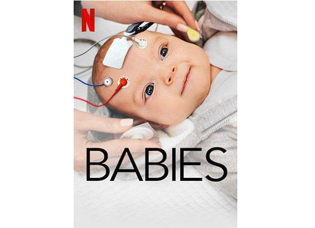 Duygu durumu sürekli değişen lohusalara: Babies