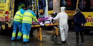 Koronavirüs Canlı Blog | İspanya'da Hayatını Kaybedenlerin Sayısı 15 Bin 238'e Yükseldi
