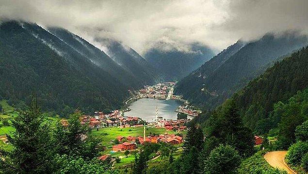 Trabzon!
