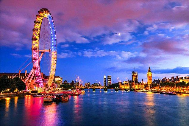 Londra!