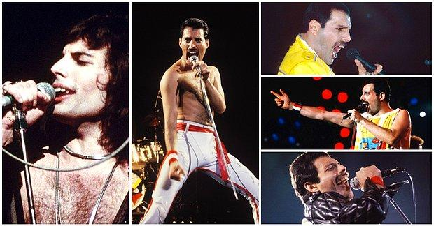 Freddie Mercury'nin Gelmiş Geçmiş En Efsanevi Ses Olduğunun 27 Kanıtı