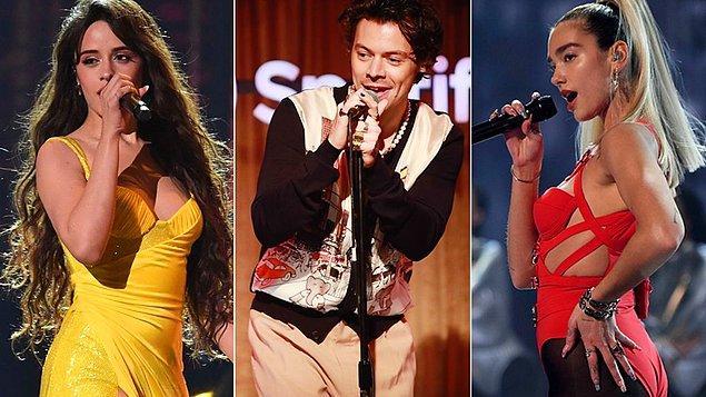 4. BBC Radio 1 Big Weekend Festivali, İskoçya'da Calvin Harris, Dua Lipa, Harry Styles ve Camila Cabello gibi isimleri ağırlayacaktı fakat iptal edildi.
