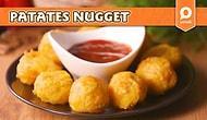 Patatesin Her Haline Bayılanlara Nefis Bir Tarif: Patates Nugget! Patates Nugget Nasıl Yapılır?
