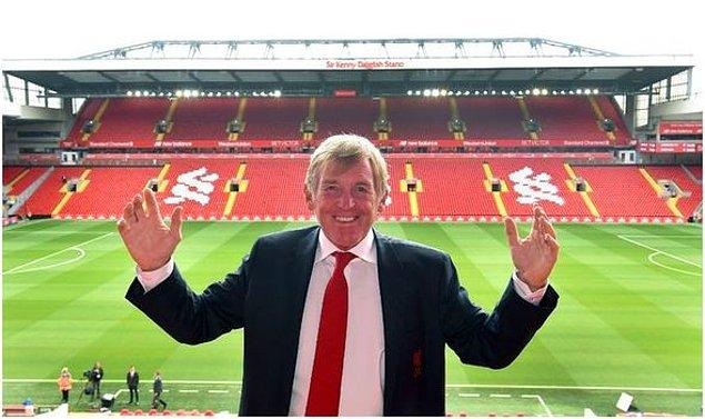 5. Liverpool efsanesi Kenny Dalglish'in koronavirüse yakalandığı açıklandı.
