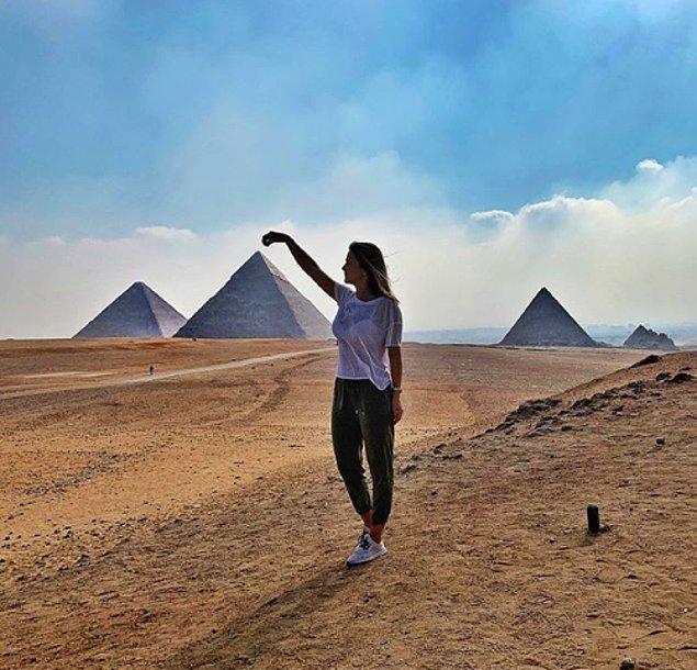 7. Dünyada ziyaret etmek istediğiniz bir yer var mı?