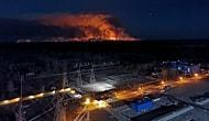 Çernobil'deki Yangın Söndürülemedi: Alevler Nükleer Santralin Bulunduğu Bölgeye Doğru İlerliyor