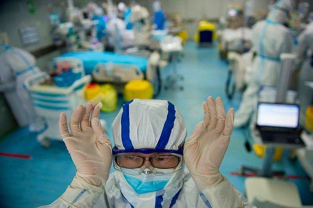 Dünya genelinde Kovid-19 vaka sayısı 2 milyonu aştı