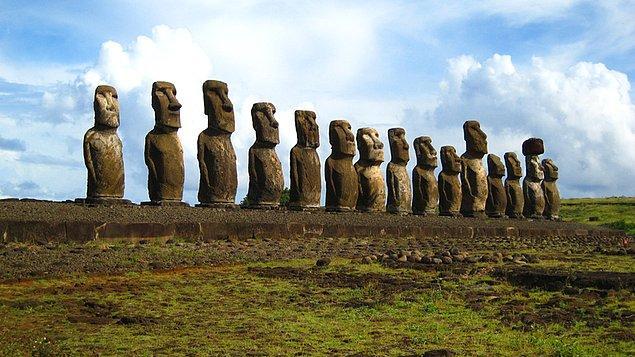 9. Paskalya Adası (Şili)