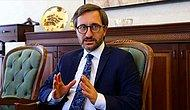 Fahrettin Altun'la İlgili 'Kaçak Yapılaşma' Haberine Açılan 'Terör' Soruşturmasına Muhalefetten Tepki
