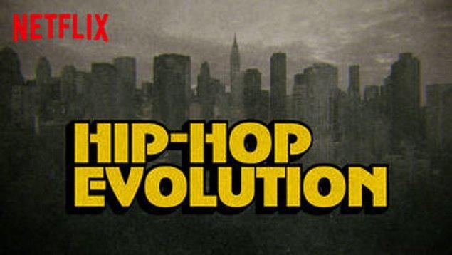 5. 'HIP-HOP EVOLUTION'