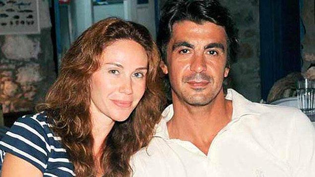 1. Mutlulukları mazide kalmış olsa da, ünlü basketbolcu İbrahim Kutluay ve 1995 Miss Turkey kraliçesi Demet Şener'in aşkı dillere destandı.