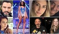 """""""Ben Güzelden Anlarım"""" Diyerek Gönlünü Miss Turkey Yarışmasına Katılan Güzellere Kaptıran 15 Ünlü Erkek"""