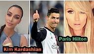 Futboldaki Başarısıyla Yaşadığı İlişkilerle de Dikkat Çeken Ünlü Yıldız Ronaldo'nun Aşk Yolculuğu