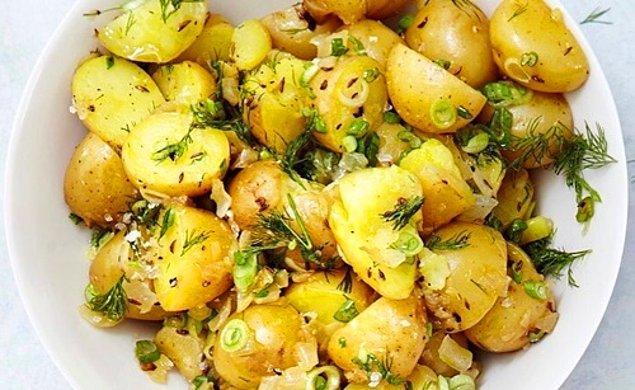 13. Patates
